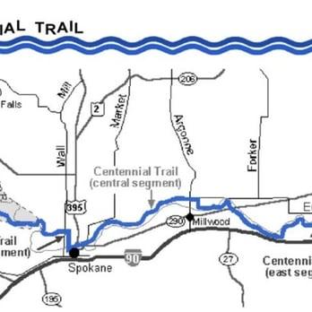 Centennial Trail 47 Photos 14 Reviews Parks N Greene St