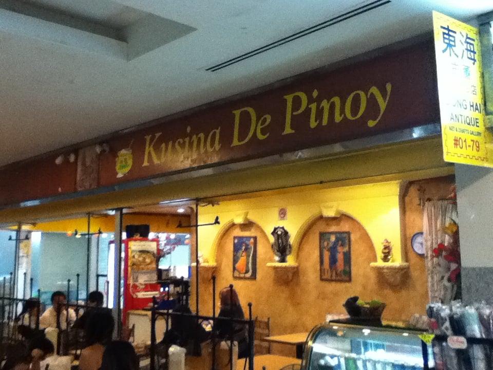 Kusina De Pinoy Singapore