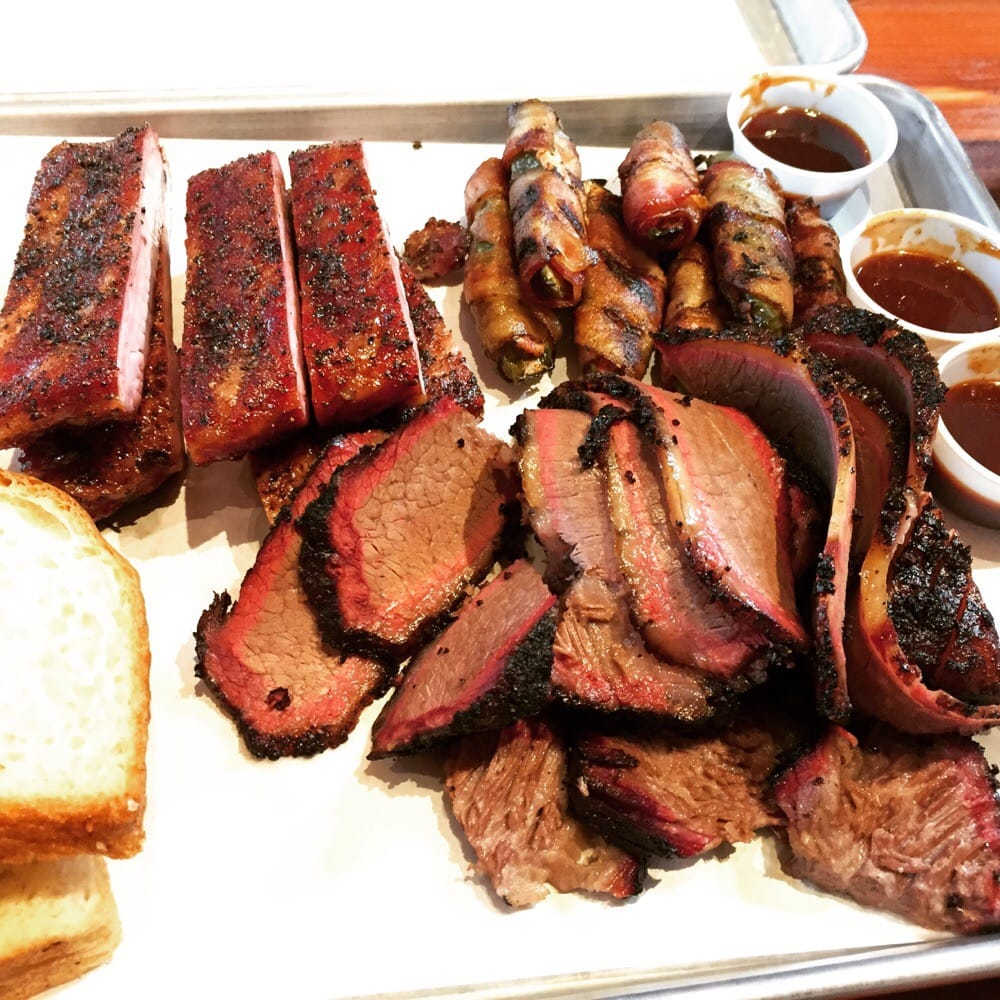 Ten50 BBQ: 1050 N Central Expy, Richardson, TX