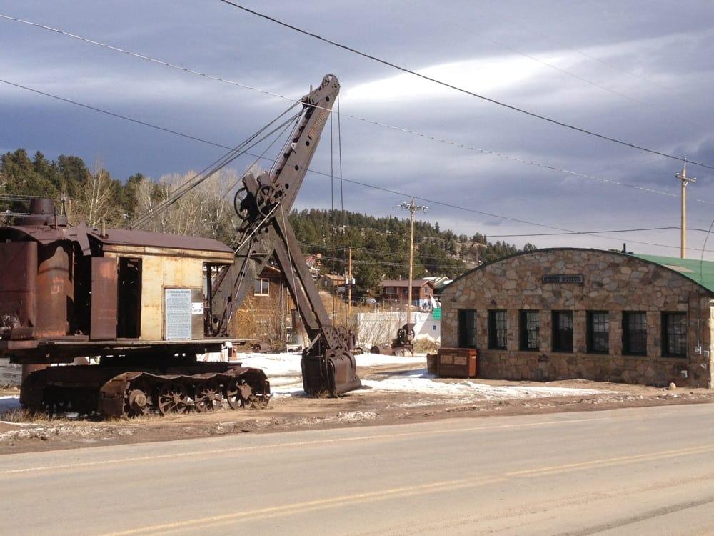 Nederland Mining Museum: 200 N Bridge St, Nederland, CO