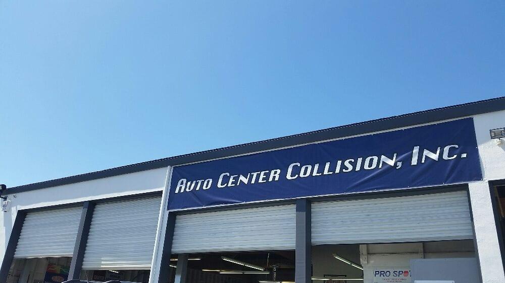 Auto Center Collision: 500 Auto Center Dr, Watsonville, CA