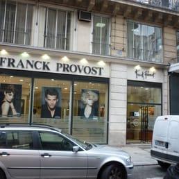 Franck provost coiffeurs salons de coiffure 134 rue for Franck provost salon de coiffure