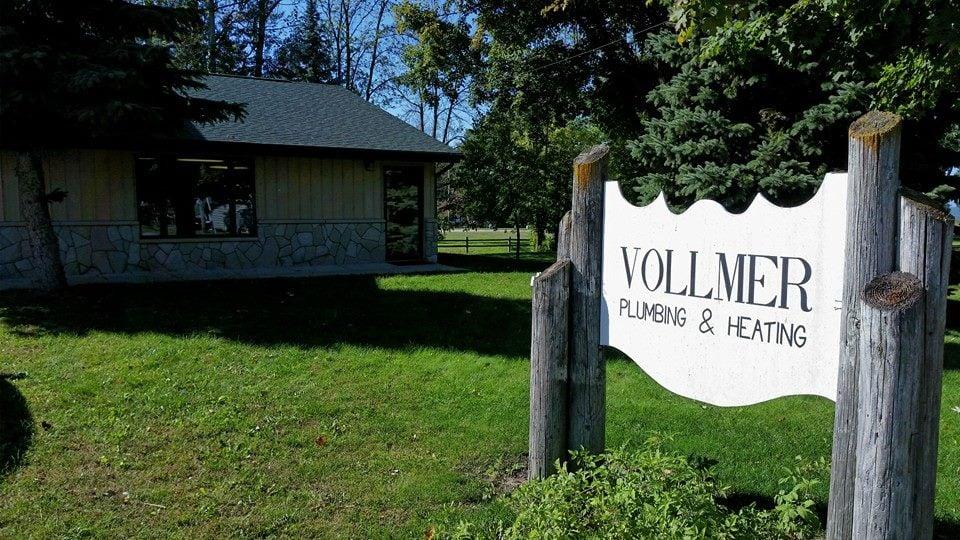Vollmer Plumbing & Heating, Inc: 855 1st St, Bay Port, MI