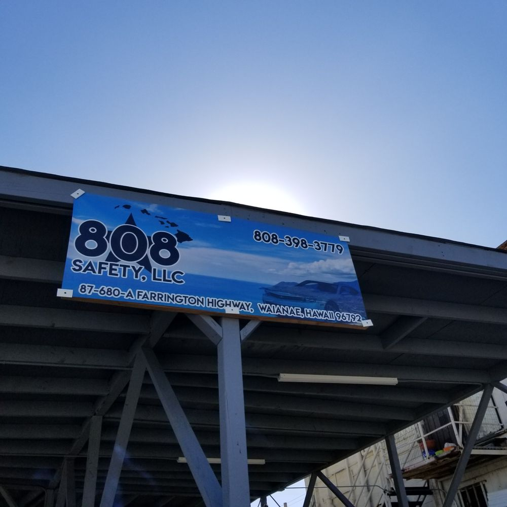 808 Safety: 87-680 Farrington Hwy, Waianae, HI