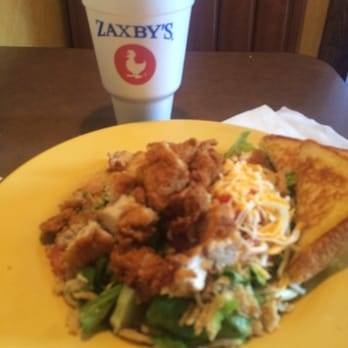 Zaxby s chicken fingers buffalo wings order food online 13 photos 24 reviews chicken for Zaxby s the house zalad garden