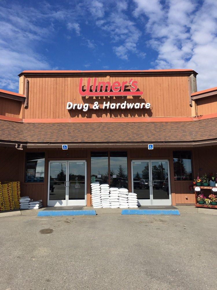 Ulmer's Drug & Ace Hardware: 3858 Lake St #5, Homer, AK