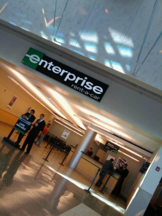Enterprise Rental Car Corporate Security