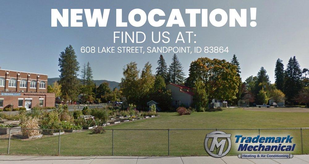 Trademark Mechanical: 608 Lake St, Sandpoint, ID
