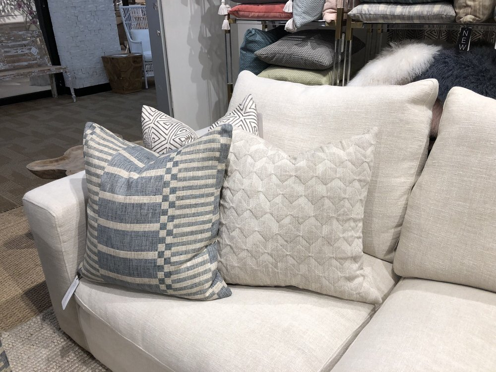 Pleasing Moss Studio Home Sofa Pillows Made In Usa Yelp Caraccident5 Cool Chair Designs And Ideas Caraccident5Info