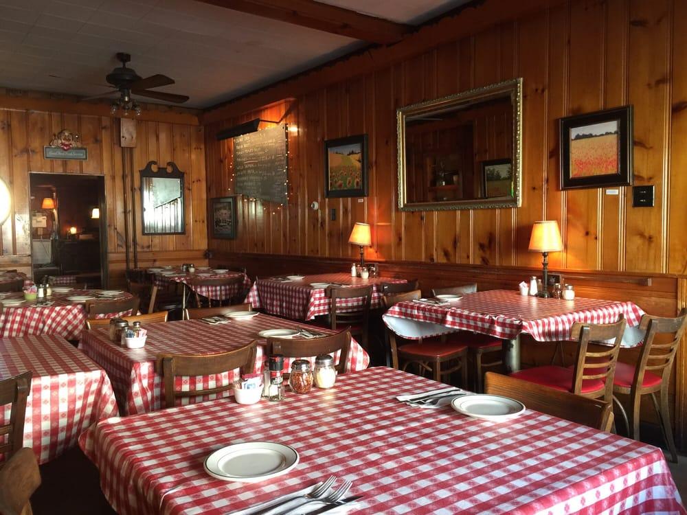Rick S Restaurant Lambertville Nj