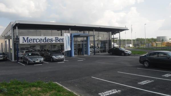 concession mercedes benz techstar concessionnaire auto
