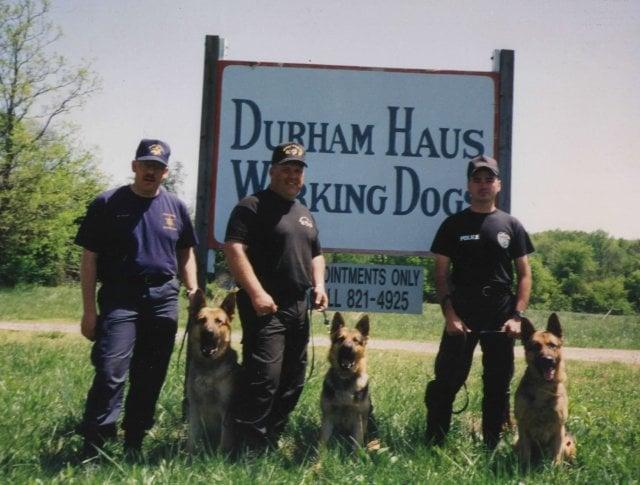 Durham Haus Working Dogs: 23601 Colonel Glenn Rd, Little Rock, AR