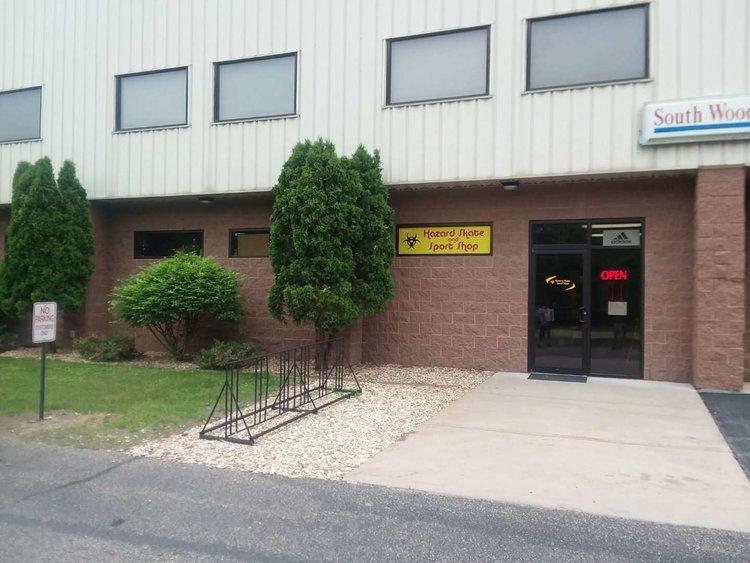 Hazard Skate & Sport Shop: 2711 16th St S, Wisconsin Rapids, CA