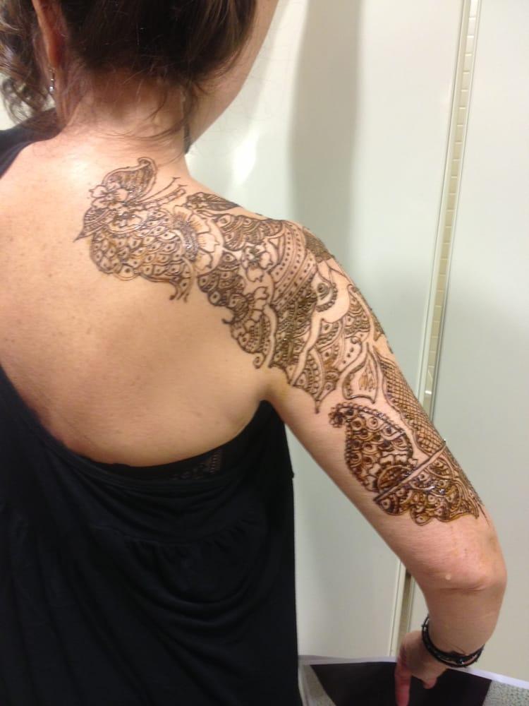 Namita henna last updated june 2017 14 photos henna for Henna tattoo process