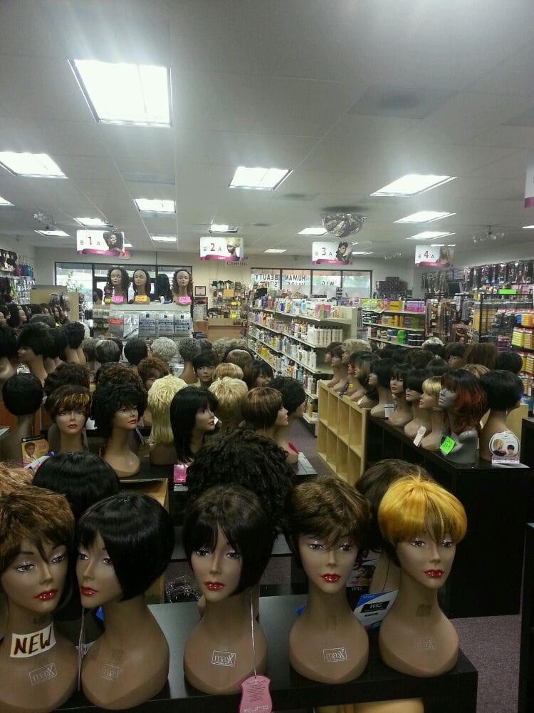 Immanuel Beauty Supply & Wig: 136 S Philadelphia Blvd, Aberdeen, MD