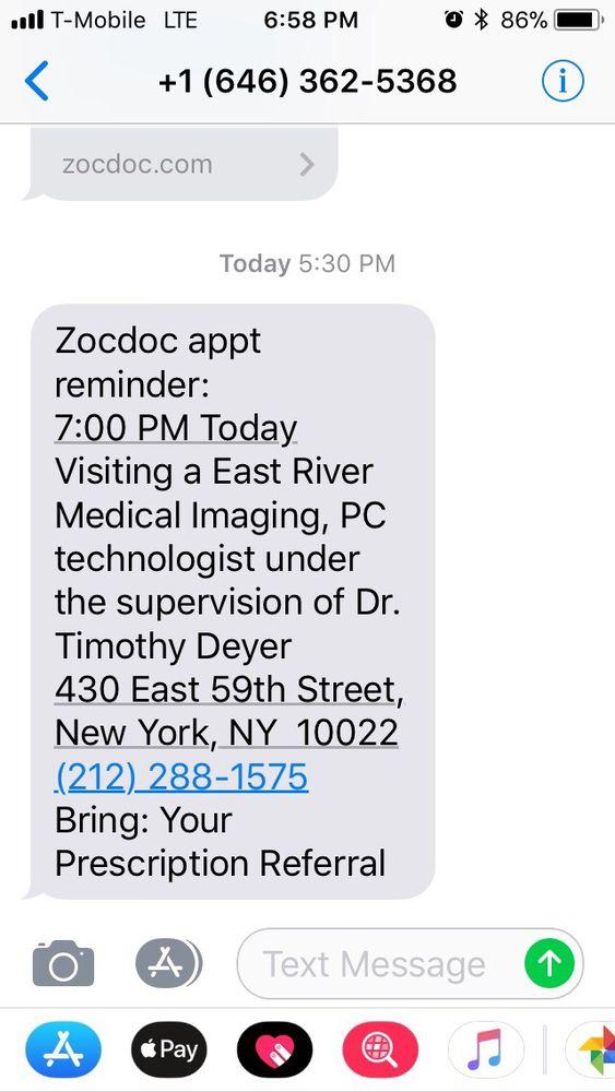 East river imaging / Sioux falls clinics
