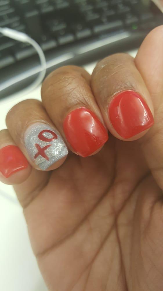 Worst nail job EVER - Yelp