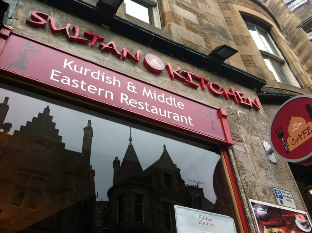 Sultan kitchen lukket mellem stlig 63 cockburn for O kitchen edinburgh
