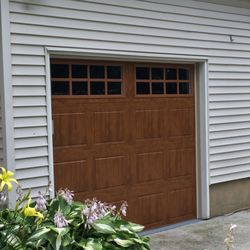 GD1SP Arch Photo Of Hunter Door Service   Maple Shade, NJ, United States.