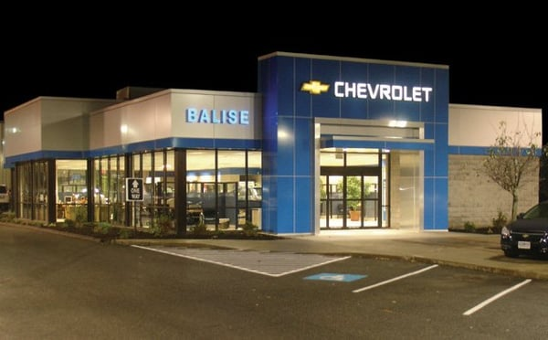 Balise Chevrolet Buick GMC 440 Hall Of Fame Ave Springfield, MA Car Service    MapQuest