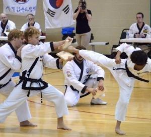 Martin Street Karate & Hapkido: 1510 Martin St, State College, PA