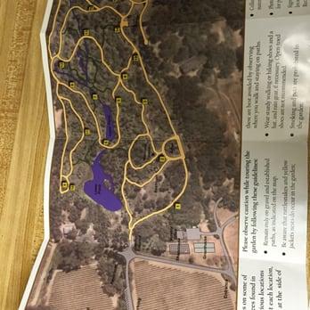 Photo Of Quarryhill Botanical Garden Glen Ellen Ca United States Map