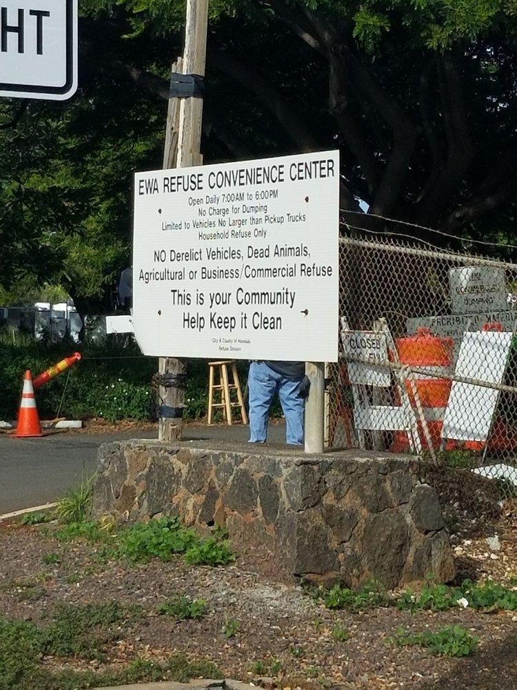 Ewa Convenience Center: 91-1000 Geiger Rd, Ewa Beach, HI