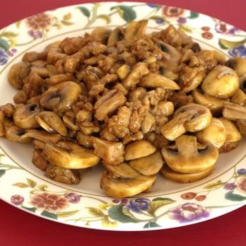 Photo Of Chens Chinese Restaurant Manhattan Ks United States Mushroom En