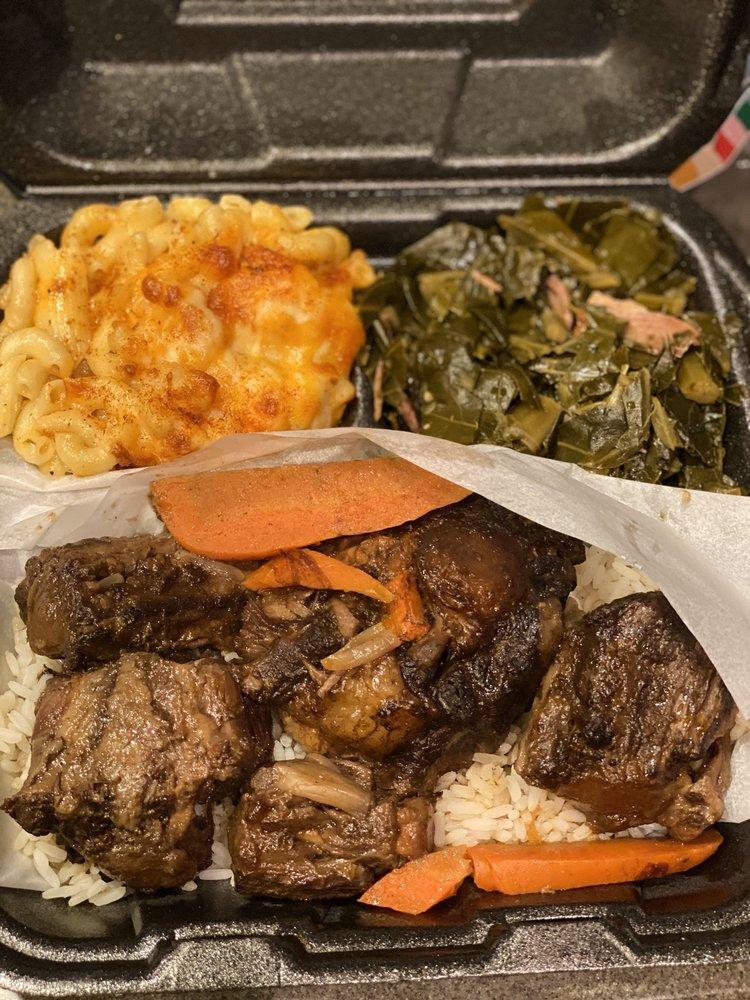 Diaspora Kitchen: 3523 Memorial Dr, Decatur, GA