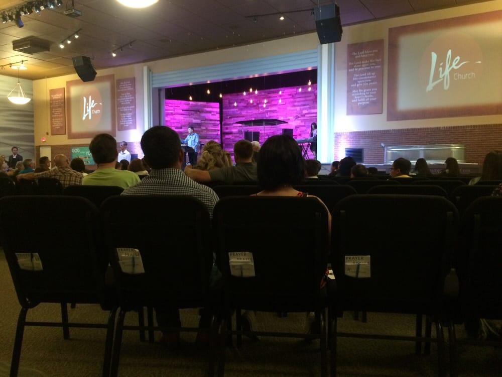 Life Church: 1004 Johnson St, Big Spring, TX