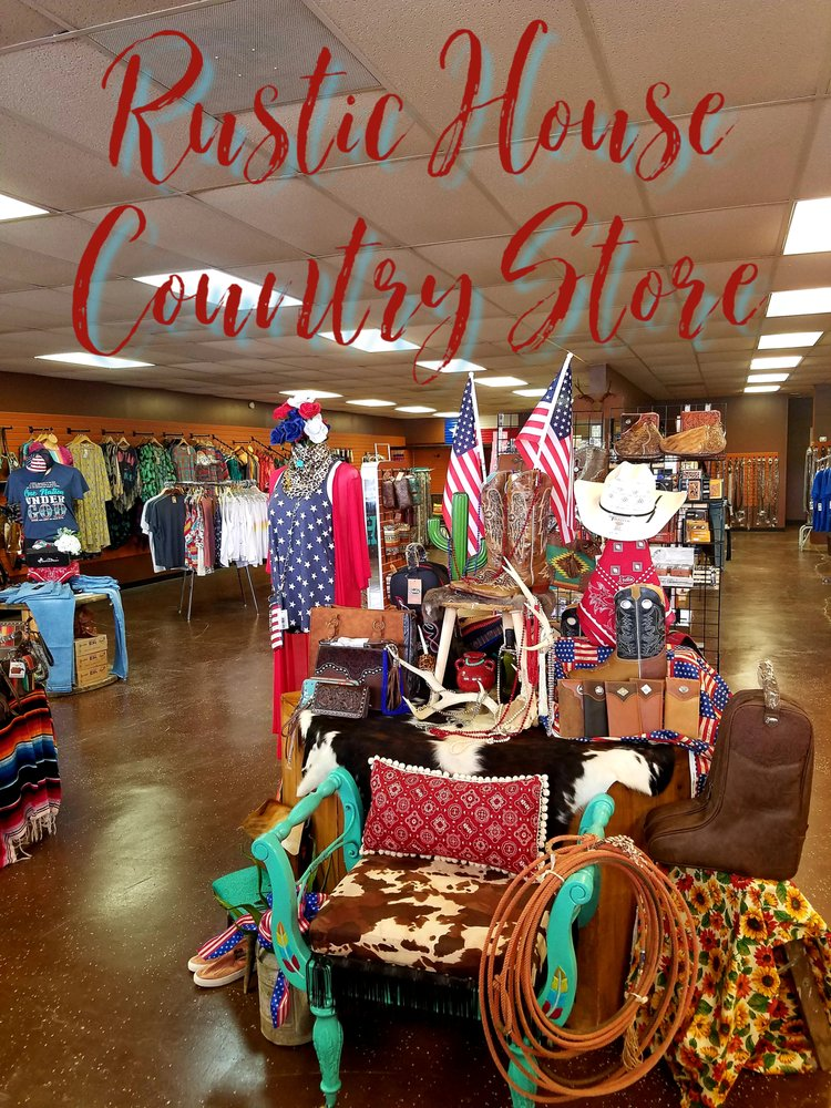 Rustic House Country Store: 1228 Fm 1462, Alvin, TX