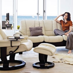 Photo Of Hillside Furniture   Bloomfield Hills, MI, United States.  Stressless Living Room
