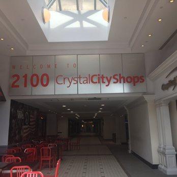 Photo Of Crystal City S Arlington Va United States Entrance