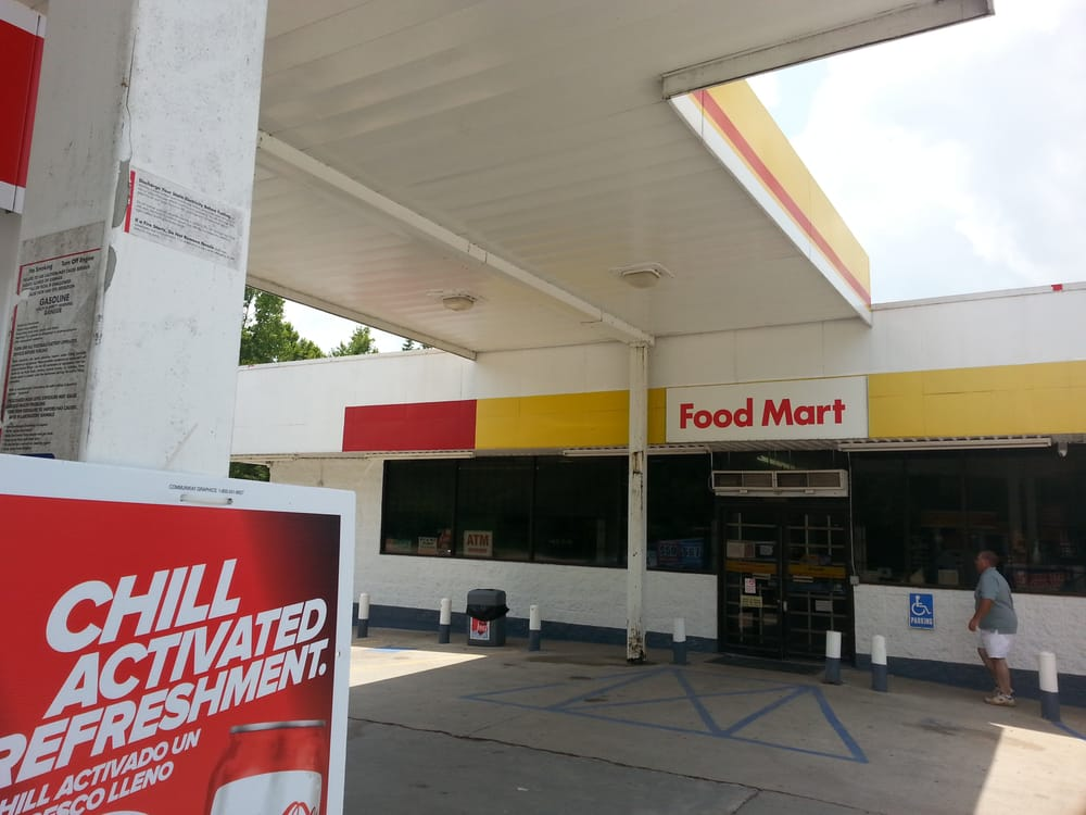 Photo of Shell Gas Station: Harleyville, SC