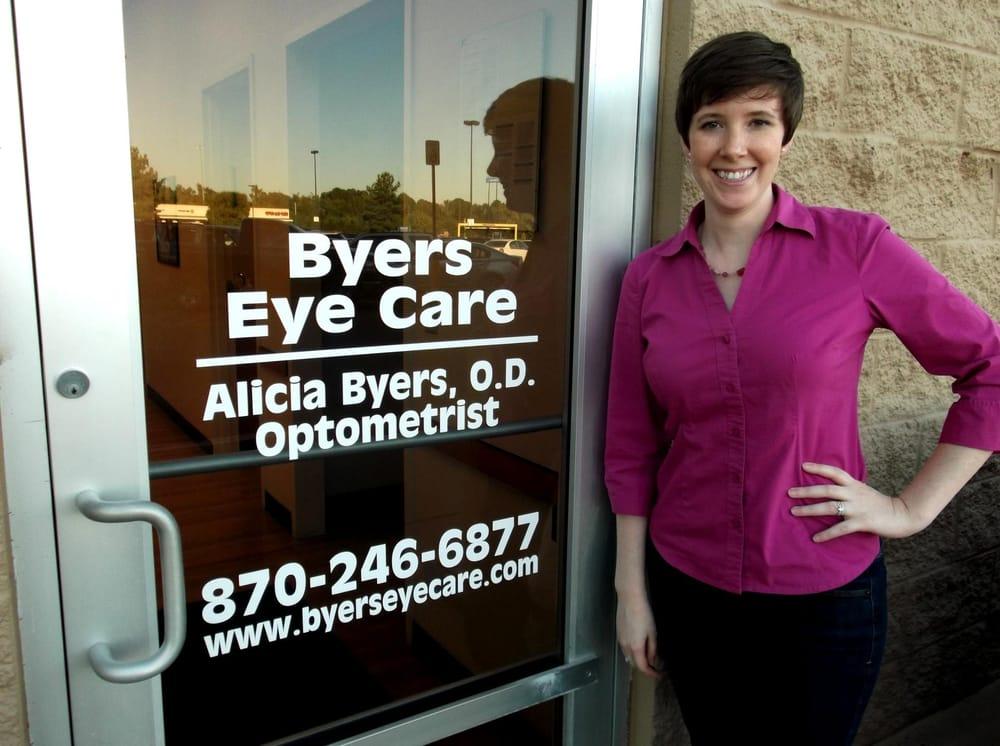 Byers Eye Care: 109 Wp Malone Rd, Arkadelphia, AR
