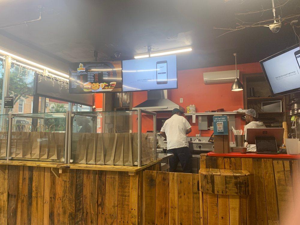 Gerizim Burger Factory