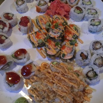 Origami Sushi 347 Photos 227 Reviews Japanese 6507 W Waters