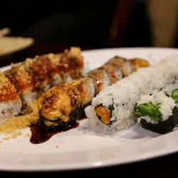 Photo Of Mido Sushi Chandler Az United States Roll Deep