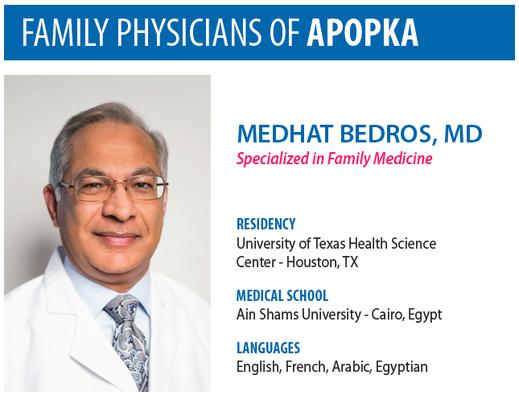 Family Physicians of Apopka - Medicina interna - 1049 W