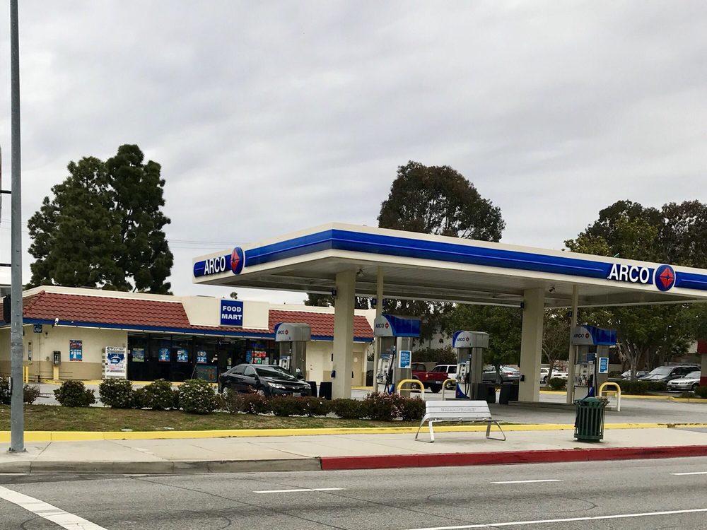 Arco Gas Stations 4925 Torrance Blvd Torrance Ca Phone