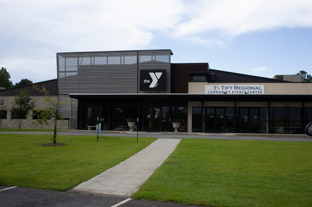 Tiftarea YMCA: 1657 S Carpenter Rd, Tifton, GA