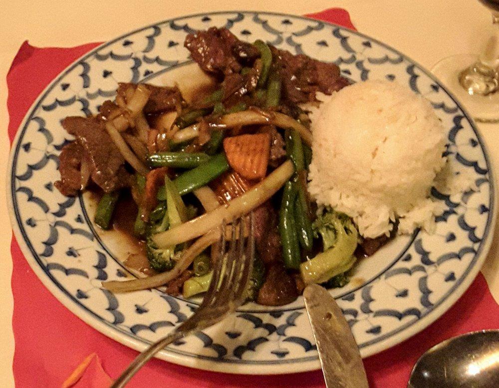 Food from Silk Cuisine