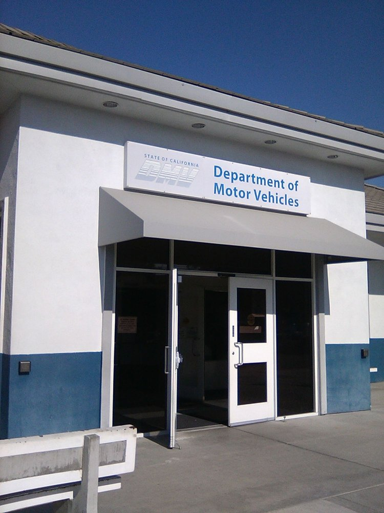 DMV Turlock: 825 Monte Vista Ave, Turlock, CA