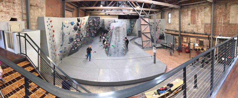 Vital Climbing Gym: 1421 N State St, Bellingham, WA