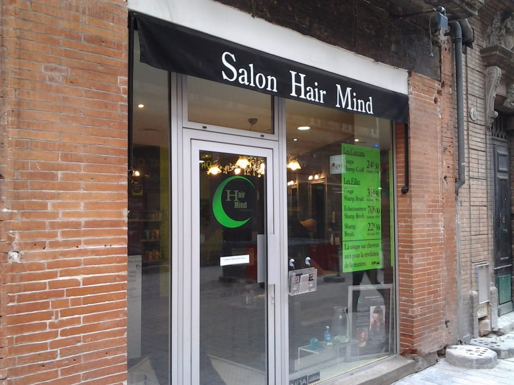 Salon hair mind hairdressers 4 rue romigui res for Toulouse salon