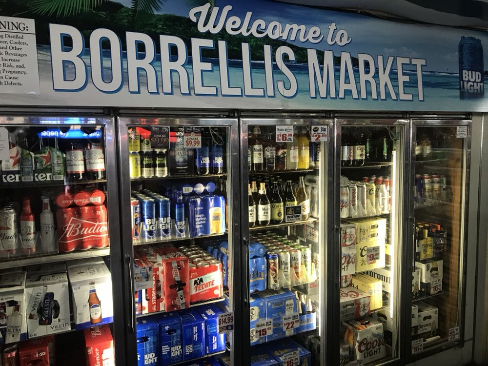 Borrelli's Market: 602 Jensen Rd, Gustine, CA