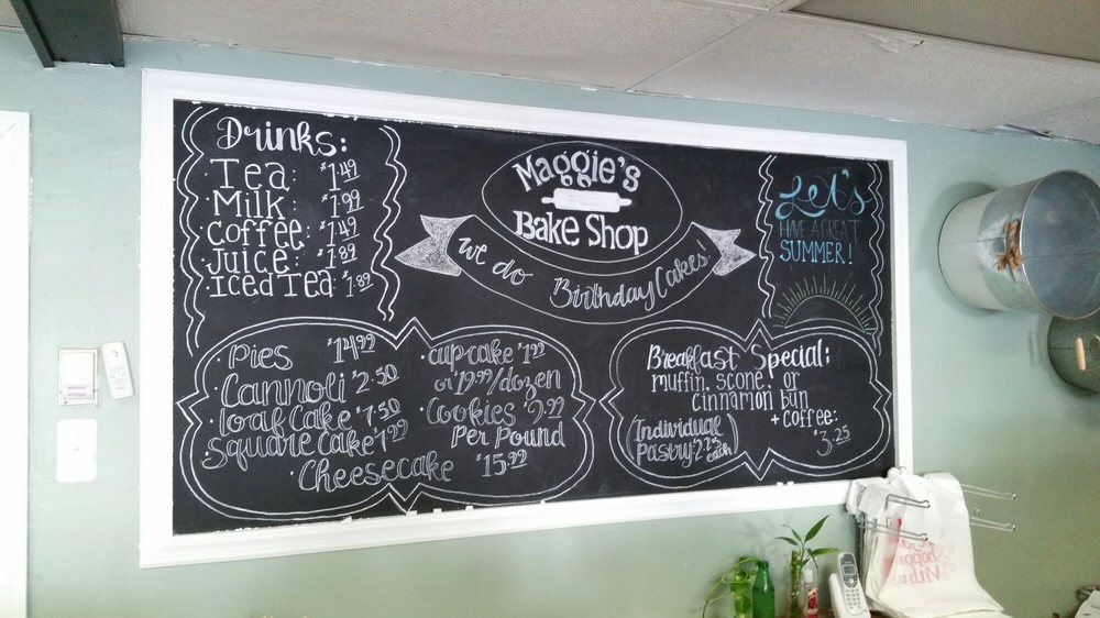 Maggie's bake shop: 137 S White Horse Pike, Berlin, NJ