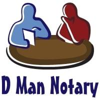 D Man Notary: Chandler, AZ