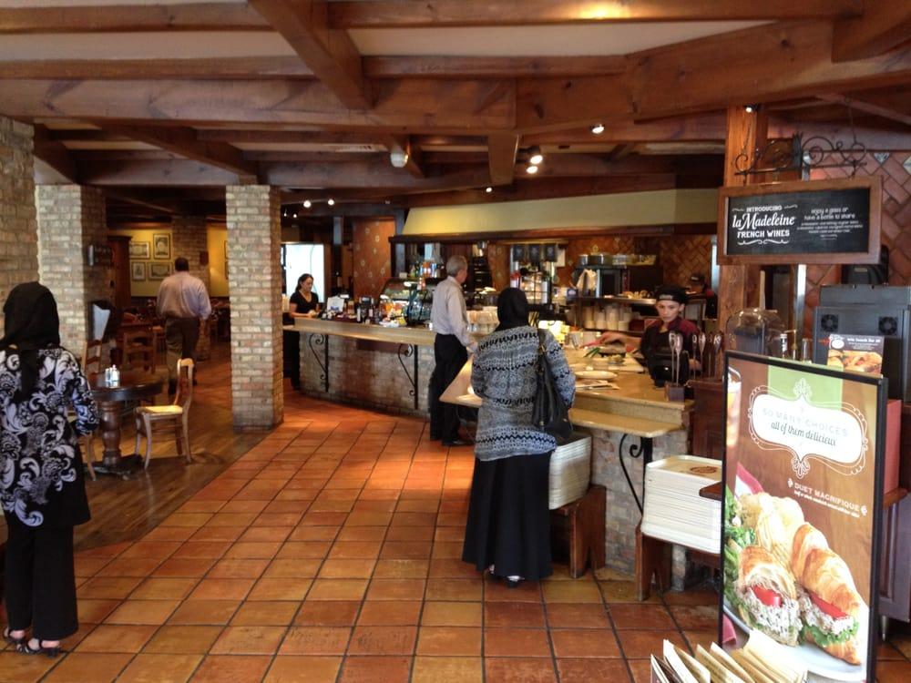 La Madeleine Restaurants Near Me
