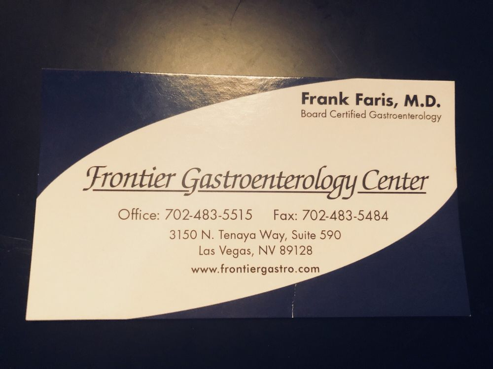 Business card yelp photo of frontier gastroenterology center las vegas nv united states business card colourmoves
